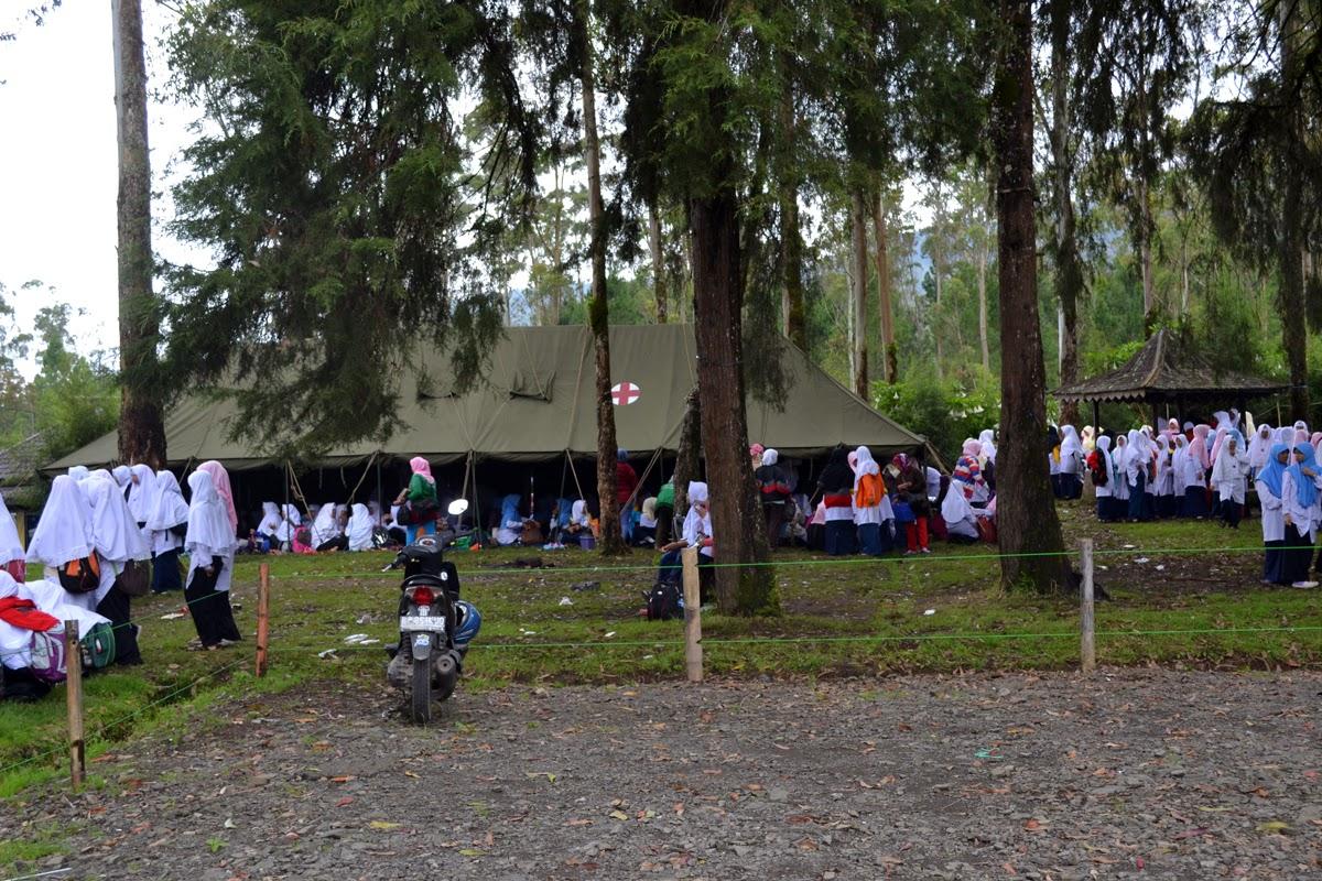 Objek Wisata Kampung Cai Rancaupas Ciwidey