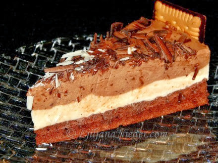 Torta Esmeralda