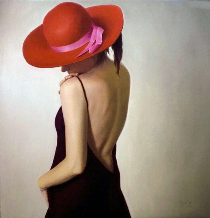 Современный художник. Angel Peychinov