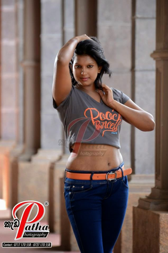 Chatuni Niwarthana hot jeans