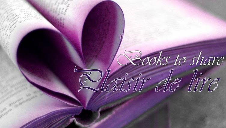 """Books to share - Plaisir de lire"""