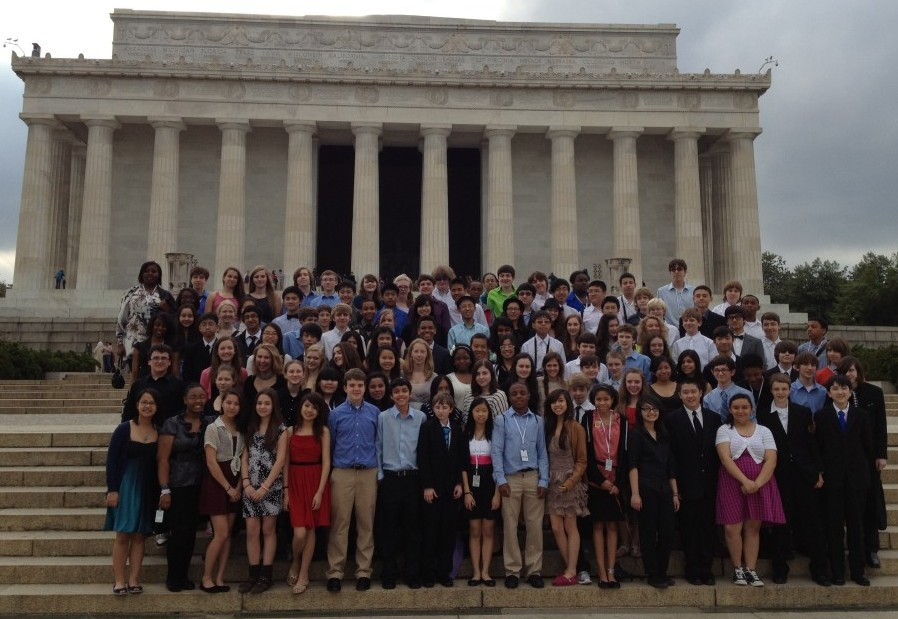 2012 Eighth Grade Washington, DC