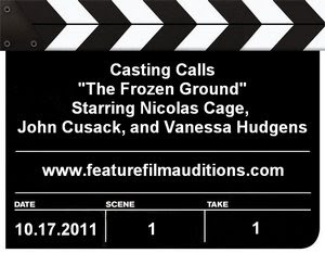 The Frozen Ground Auditions Casting Calls