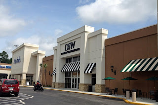 DSW in Cordova Commons off Airport Blvd. in Pensacola
