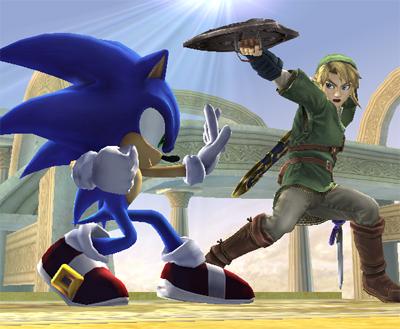 Sonic, Link