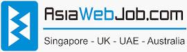 Jobs in Singapore, United Kingdom, UAE, Australia