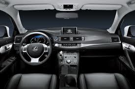 2011 Lexus IS Luxury Interior