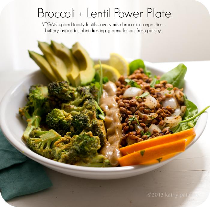 lentils. Badly. I will thank Marilu Henner and Ginny Messina The Vegan ...