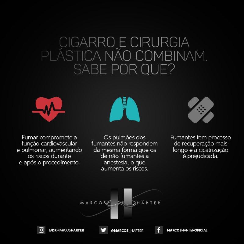 Fumar não combina nada com saúde!