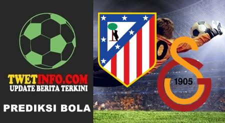 Prediksi Atletico Madrid vs Galatasaray