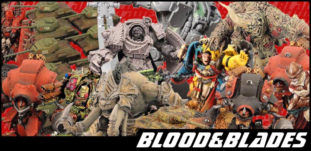 Blood & Blades