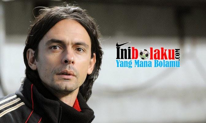 Filippo Inzaghi Resmi jadi Pelatih Anyar AC Milan