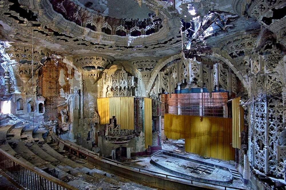 United Arts Theatre in Detroit, United States