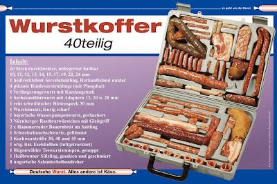 Wurstkoffer 40teilig