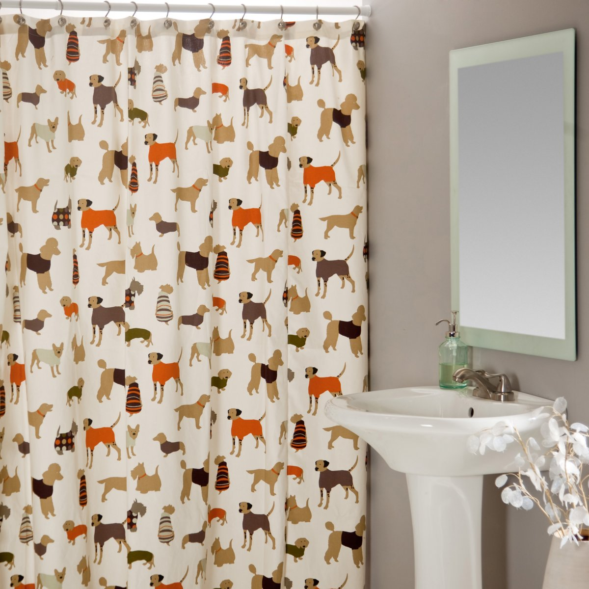 Autumn Vanilla Picture: Autumn Shower Curtain