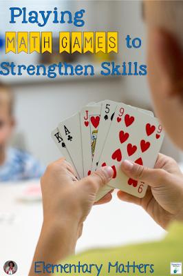 Strengthening Math Skills