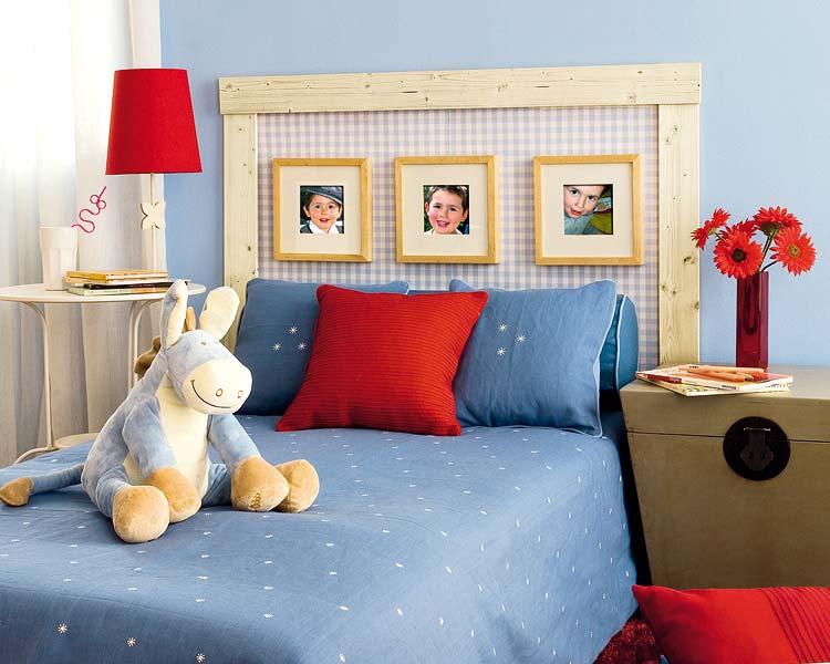 Reciclar reformar e decorar quarto de crian as - Ideas para cabeceros originales ...