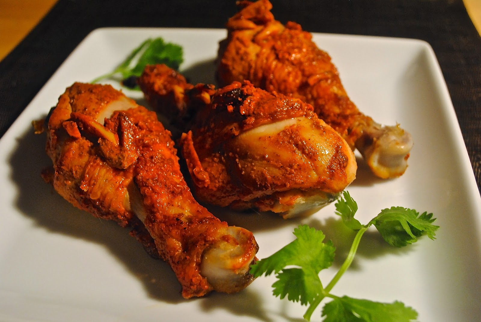 Tandoori Chicken | Cooking with Willis