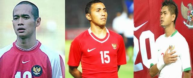 Skuad Pemain Lengkap Indonesia Red VS MAnchester United Red Rabu 23 oktober 2013