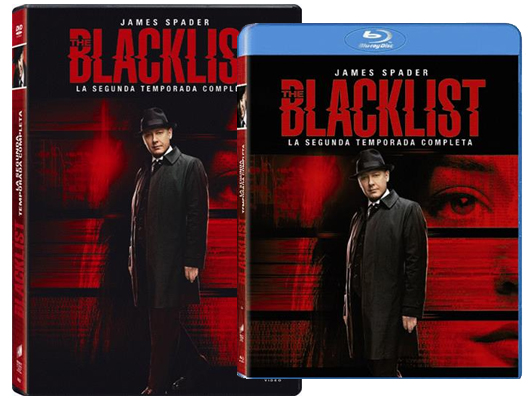Concurso 'The Blacklist': Tenemos la segunda temporada en DVD para vosotros