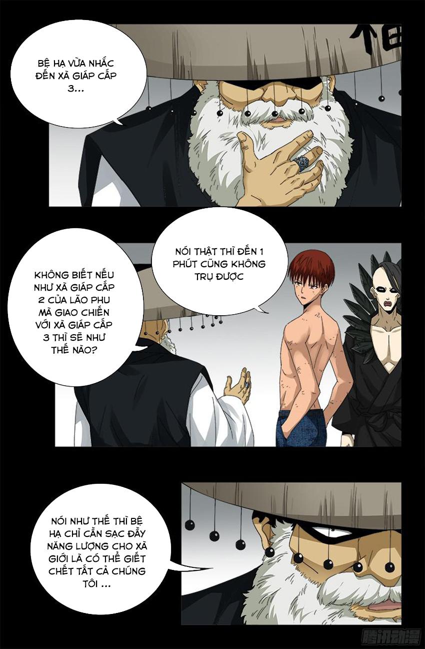 Huyết Ma Nhân Chap 352 - Trang 12