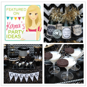Party Feature | Kara's Party Ideas