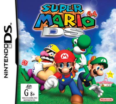What did you just buy? - Page 2 Supermario64ds