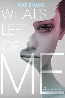 What's Left of Me Book Cover