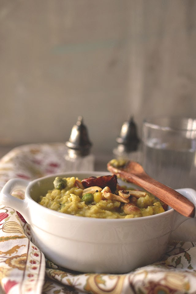 Khichdi with Oats