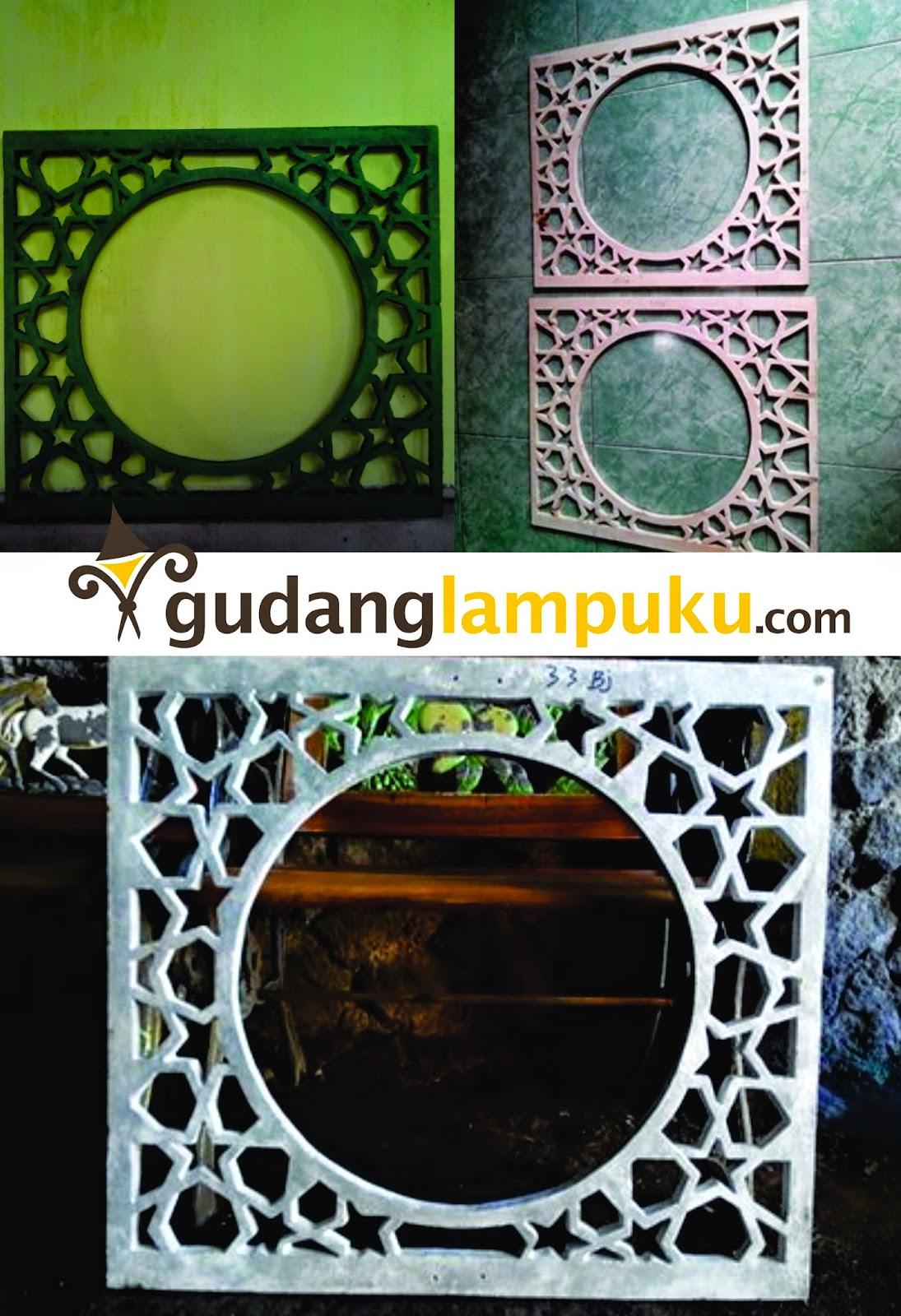 ornamen untuk masjid