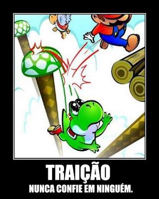 Fotos Engraçadas Mario Bross