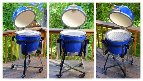 Grill dome, kamado grill, ceramic grill, BGE, kamado joe, vision grill