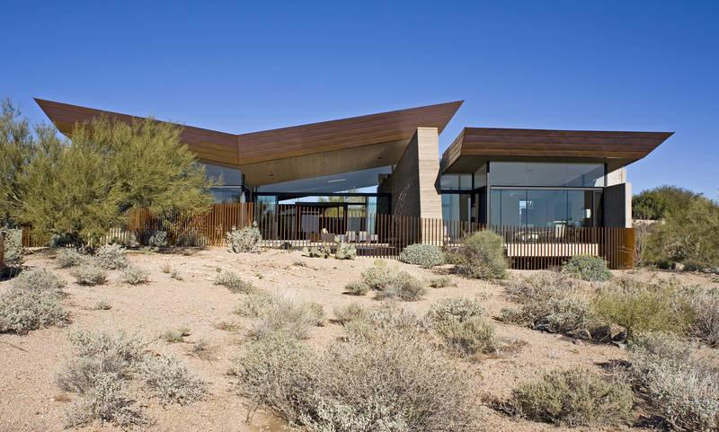 Desert Home Plans Designs