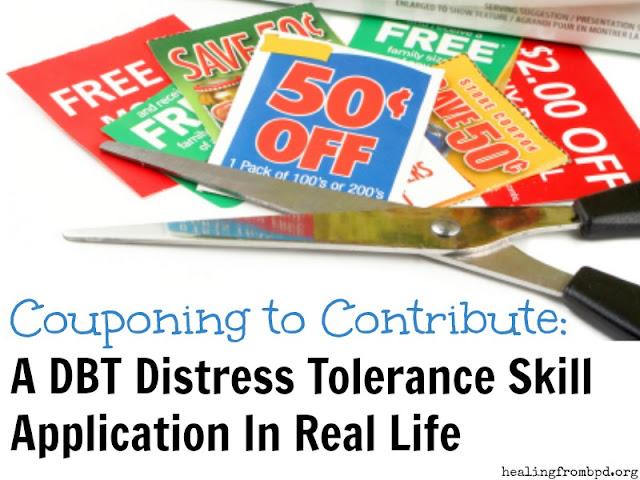 dbt distress tolerance skills pdf