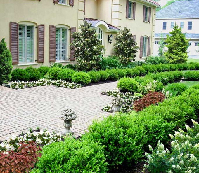 Landzine Layering Garden Landscaping