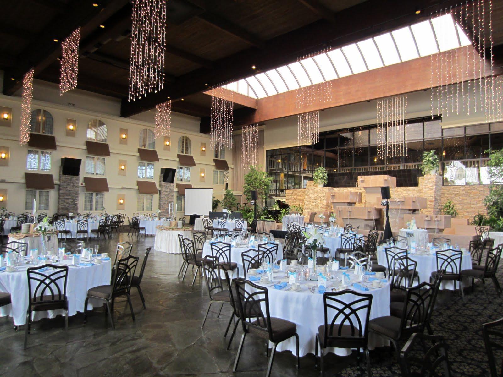 Amy Travis S Wedding Reception At The Eden Resort