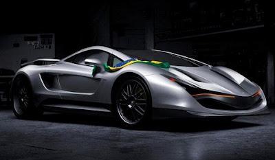Brazil's First Supercar – Amoritz GT DoniRosset