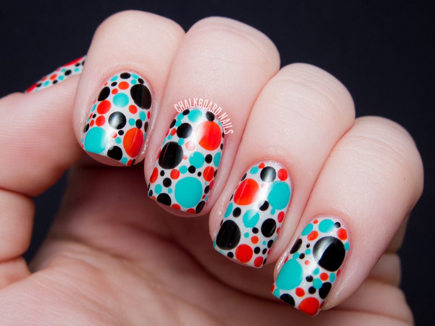 31DC2013 Day 11: Punchy Dots