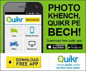 Download Quikr And Get Recharge