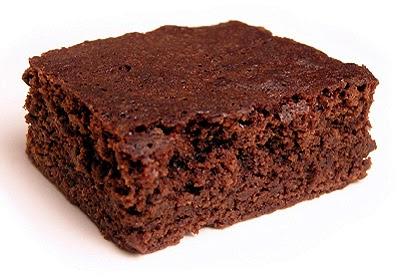 Brownie casero y sencillo