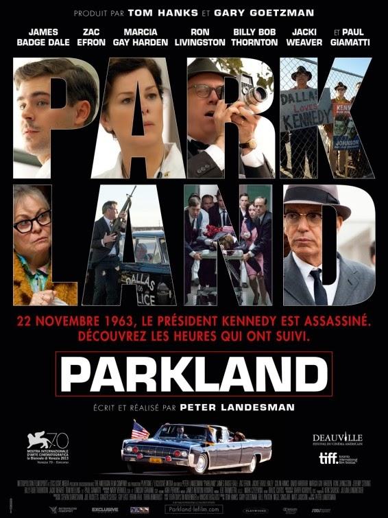 Parkland – Legendado