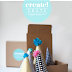 Logo Design - create! crate by Smitten Events