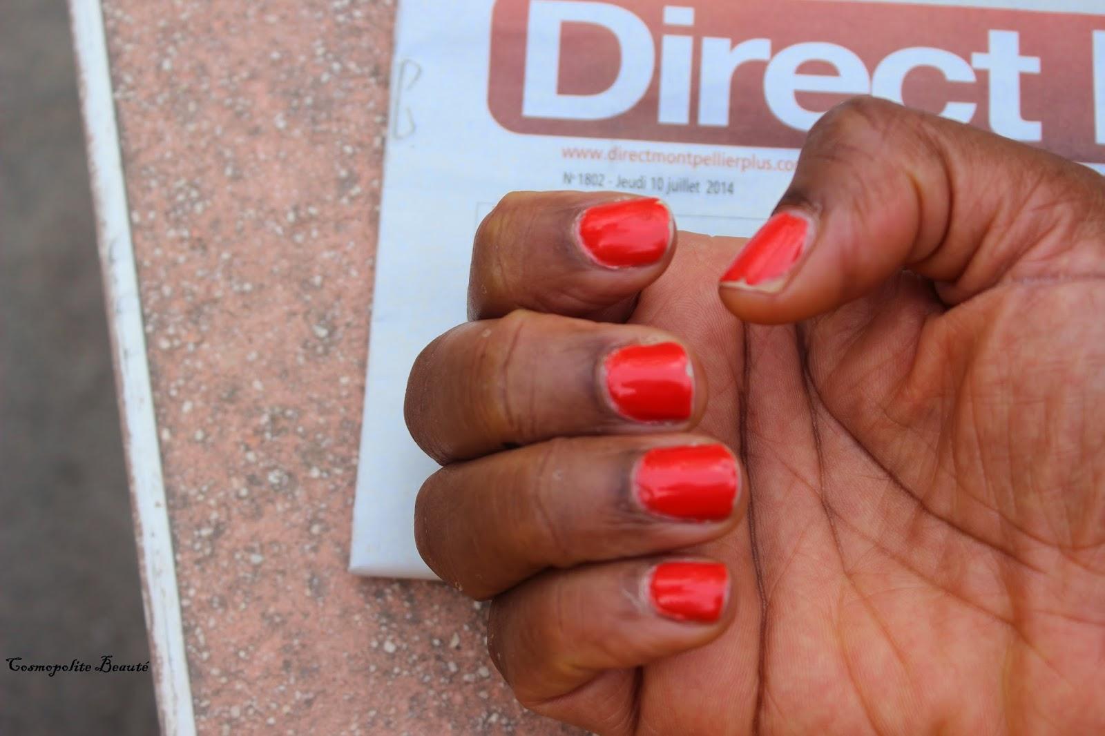 L'Oréal, vernis, infaillible gel duo, vernis semi-permanent, ongles, manucure, tenue 12 jours, défi