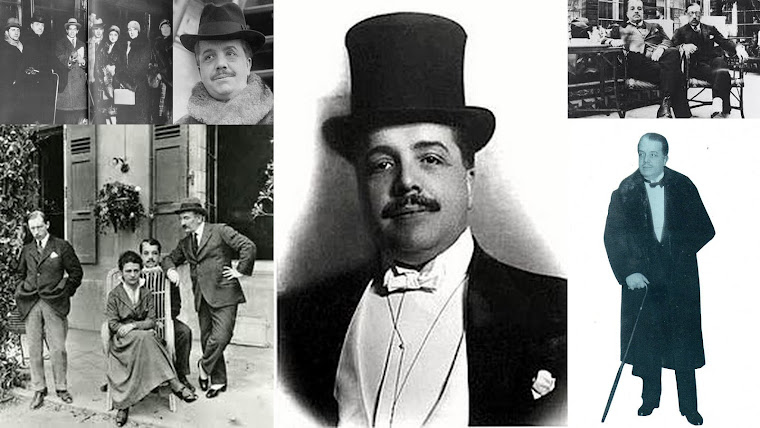 DIAGHILEV, Sergei (1872-1929).
