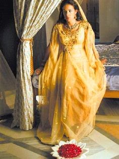 Queen Esther Arrayed in Gold of Ophir