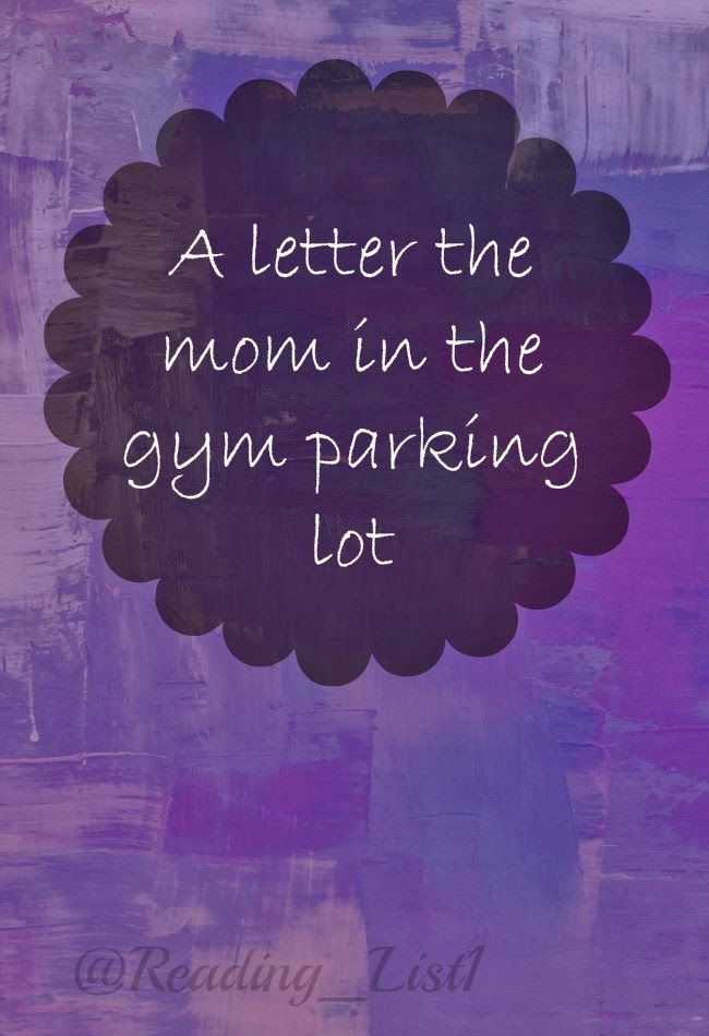 A Letter to a Mom  {Reading List}