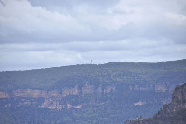 fire watch tower blue mountains