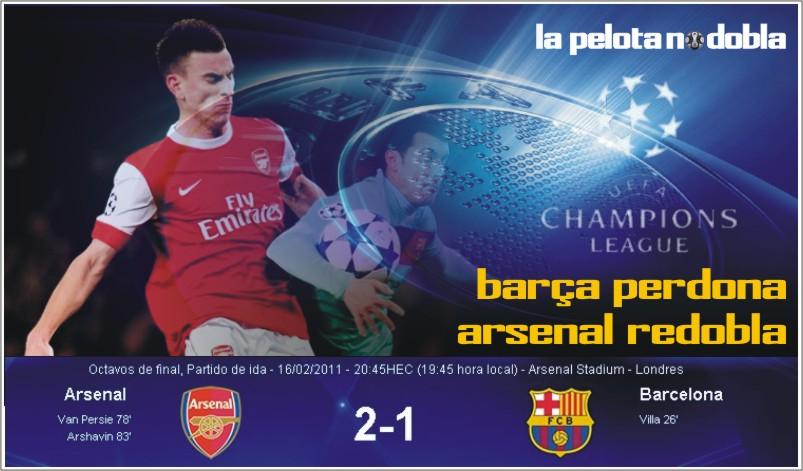 arsenal 1 2 barcelona
