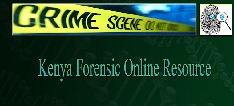 Kenya Forensics Online Resource