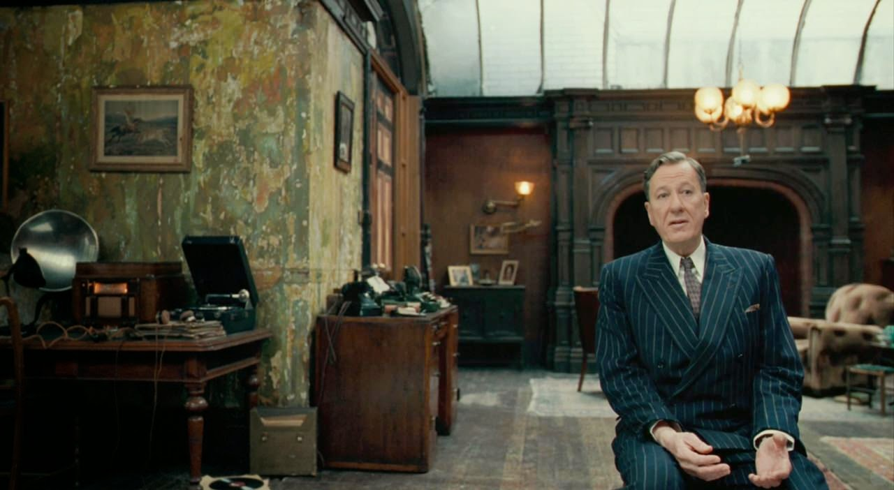 the kings speech geoffrey rush